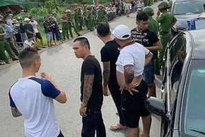 Vì sao chưa xử lý công an vụ giang hồ vây xe công an Đồng Nai?