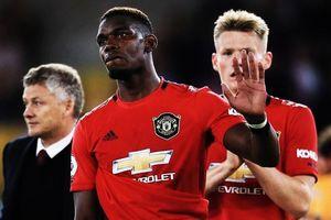 Man United mất điểm và cái giá của việc tin tưởng Pogba