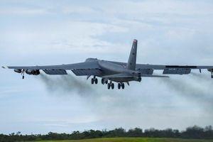 Không quân Mỹ theo dõi sát hoạt động của TQ trên Biển Đông