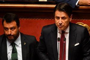 Thủ tướng Italy từ chức giữa khủng hoảng chính trị mới