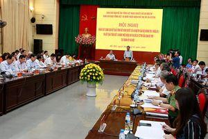 Hà Nội tăng cường thực hiện chiến lược cải cách tư pháp