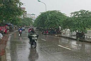 Bắc Bộ có mưa đến 23/8, Trung Bộ tiếp tục nắng nóng