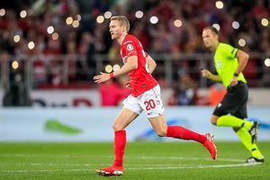 Cựu cầu chủ Chelsea lại kiến tạo giúp Spartak thắng CSKA trong trận derby Moscow