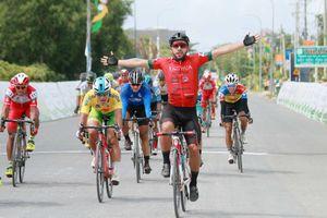 GIải xe đạp ĐBSCL: Cú đúp cho xe đạp Đồng Nai