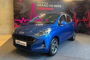 Cận cảnh Hyundai Grand i10 Nios mới từ 162 triệu đồng