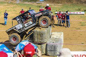Giải đua xe ôtô địa hình Việt Nam 2019 có gì hay?