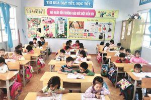 Dạy tiếng Việt cho HS dân tộc: Thách thức lớn