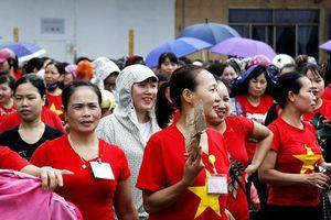 Vụ chủ doanh nghiệp Đài Loan bất ngờ 'mất tích': Hơn 2.000 công nhân làm việc trở lại