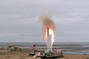 Nga bình luận về vụ thử tên lửa đầu tiên của Mỹ kể từ khi rút khỏi hiệp ước INF