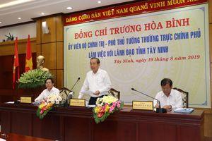 Tây Ninh: Kiến nghị đầu tư cho công tác phòng chống tội phạm qua biên giới