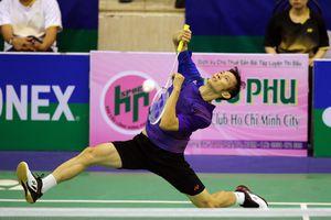 Trận đấu hay của Nguyễn Tiến Minh ở giải cầu lông thế giới