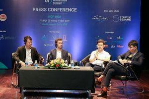 Diễn đàn Khởi nghiệp sáng tạo 2019 lần đầu tiên được tổ chức tại Hà Nội