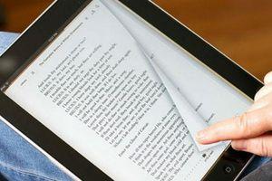 'Ảm đạm' thị trường sách điện tử Việt Nam