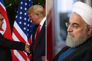 Iran khuyên Triều Tiên không nên đặt niềm tin vào Mỹ