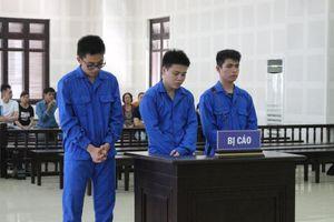 3 'ông trùm' mang ma túy từ TP. HCM ra Đà Nẵng tiêu thụ