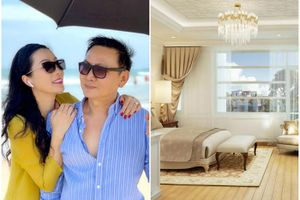 Trịnh Kim Chi được chồng tặng biệt thự 200m2 mừng sinh nhật