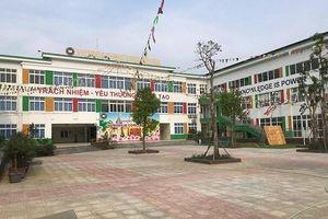 Trường Victoria Thăng Long không đảm bảo PCCC, chưa được cấp phép vẫn tuyển sinh