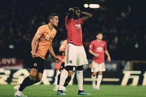 Wolverhampton 1-1 MU: Pogba tranh làm người hùng, MU nhận kết đắng