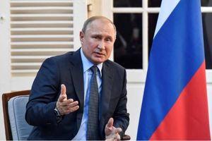 Tổng thống Putin lên tiếng về các cuộc biểu tình rầm rộ tại Nga