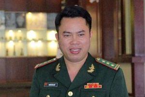 Thượng tá Nguyễn Văn Giáp - 'Khắc tinh' của tội phạm ma túy vùng biên