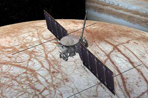 NASA khởi động sứ mệnh thám hiểm mặt trăng của Sao Mộc