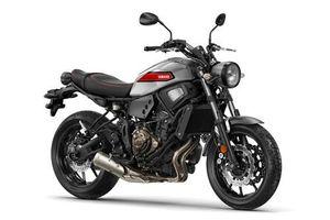 Top 10 môtô đô thị tốt nhất năm 2019: Yamaha XSR700 góp mặt