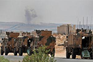 Thổ Nhĩ Kỳ và thế bế tắc trong cuộc chiến nhiều bên ở Syria