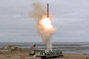 Mỹ thử nghiệm tên lửa từng bị cấm suốt nhiều thập kỷ, Nga phản ứng gay gắt