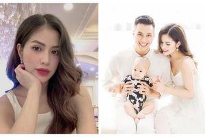 Hương Trần - vợ cũ Việt Anh úp mở chuyện đã có tình yêu mới sau khi ly hôn