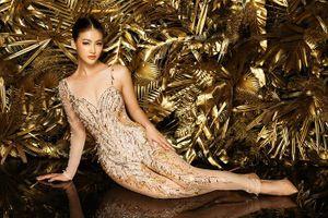 Cận cảnh bộ trang phục dân tộc huyền thoại giúp Phương Khánh làm nên lịch sử