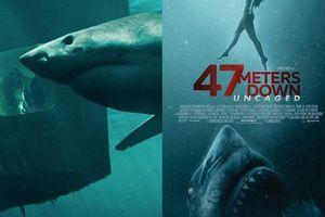Sau 'Địa đạo cá sấu tử thần', khán giả lại sắp gặp hung thần đại dương đáng sợ hơn cả 'The Meg'