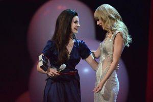 Lana Del Rey về phe Taylor Swift thẳng thắn mỉa mai Kanye West trong ca khúc mới