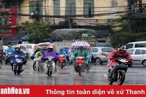 Thanh Hóa có mưa giông rải rác trong những ngày tới