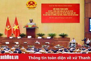 Hội nghị trực tuyến toàn quốc sơ kết 3 năm thực hiện Chỉ thị 05-CT/TW của Bộ chính trị
