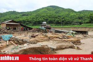 Đang khắc phục hậu quả do mưa lũ, Thanh Hóa lại tiếp tục có cảnh báo lũ quét