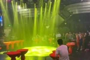 Hơn 100 người dương tính với ma túy trong quán bar Diamond Luxury ở Bình Dương