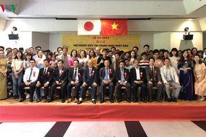 Thành lập Hội người Việt Nam tại vùng Trung Nam Nhật Bản
