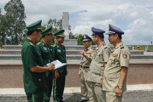 Giao lưu hữu nghị biên giới Việt Nam - Campuchia cấp Bộ Tư lệnh năm 2019 sẽ diễn ra tại An Giang