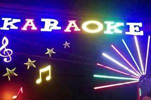 Trọng án xảy ra từ quán karaoke