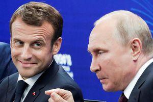 Pháp-Nga lạc quan song vẫn thận trọng về tình hình Ukraine