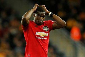Sau trận Wolverhampton 1-1 MU: Paul Pogba vướng cảnh 'Dục tốc bất đạt'