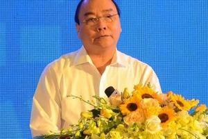 Thủ tướng Nguyễn Xuân Phúc: Miền Trung cần thể hiện khát vọng vươn lên mạnh mẽ