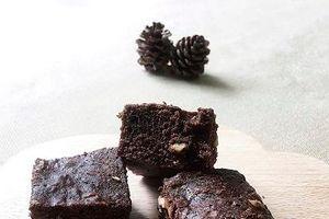 Công thức làm bánh brownie sô cô la chuẩn vị ngọt cho tiết trời se lạnh