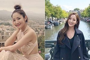 'Thư ký Kim' Park Min Young và sở thích đi du lịch khắp nơi trên thế giới