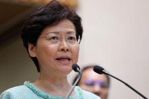 Lãnh đạo Hong Kong cam kết đối thoại nhưng không nói rút hoàn toàn dự luật dẫn độ