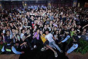 Kimmese, Ngọt, Da LAB khuấy động đêm nhạc hội hoành tráng của giới trẻ Hà thành