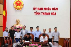 Tập đoàn lớn của Hồng Kông muốn đầu tư dự án 2 tỷ USD tại Nghi Sơn