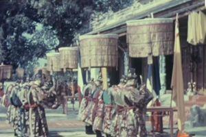 Vua Khải Định với việc đặt lễ 'quốc khánh' của triều Nguyễn