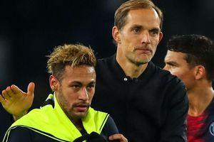 PSG hỗn loạn vì Neymar và HLV Tuchel