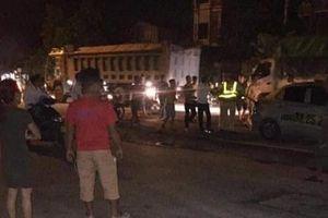 Hà Nội: Bắt giữ nhóm đối tượng hành hung CSGT trong đêm ở Chương Mỹ